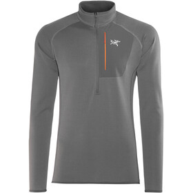 Arc'teryx Konseal LS Zip Neck Shirt Men Pilot